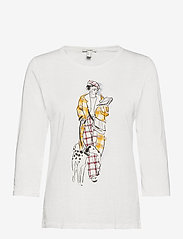 Esprit Casual - T-Shirts - off white - 0