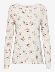 Esprit Casual - T-Shirts - long-sleeved tops - off white - 0