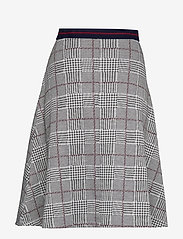 Esprit Casual - Skirts knitted - garnet red - 1