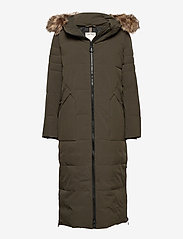 Esprit Casual - Coats woven - manteaux d'hiver - dark khaki - 0
