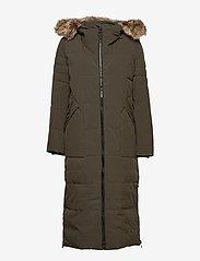 Esprit Casual - Coats woven - manteaux d'hiver - dark khaki - 1