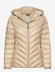 Esprit Casual - Jackets outdoor woven - doudounes - cream beige - 0