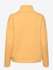 Esprit Casual - Sweaters - turtlenecks - dusty yellow - 1