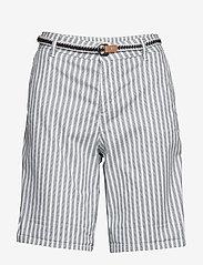 Esprit Casual - Shorts woven - casual shorts - grey blue - 2