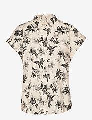 Esprit Casual - Blouses woven - kortermede skjorter - off white - 0