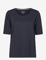 Esprit Casual - T-Shirts - t-shirt & tops - navy - 0