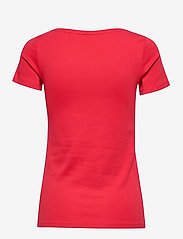 Esprit Casual - T-Shirts - t-shirts - dark red - 1