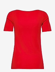 Esprit Casual - T-Shirts - t-shirts - red - 1