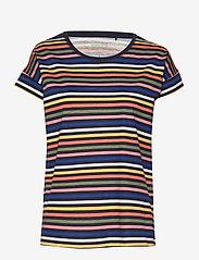 Esprit Casual - T-Shirts - t-shirts - navy 2 - 0