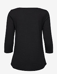 Esprit Casual - T-Shirts - long-sleeved tops - black - 1