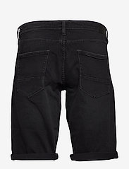 Esprit Casual - Shorts denim - denim shorts - black medium wash - 1