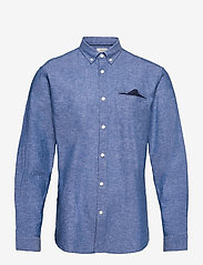 Esprit Casual - Shirts woven - chemises basiques - light blue 5 - 0
