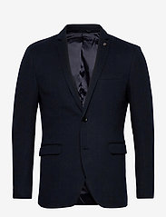 Esprit Casual - Blazers knitted - single breasted blazers - dark blue - 0