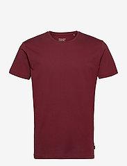 Esprit Casual - T-Shirts - basic t-shirts - bordeaux red - 0
