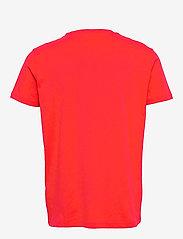 Esprit Casual - T-Shirts - t-shirts à manches courtes - orange red - 1