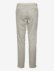 Esprit Casual - Pants woven - chinos - light grey - 1