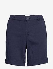 Esprit Casual - Shorts woven - chino shorts - navy - 2