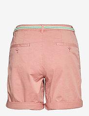 Esprit Casual - Shorts woven - chino shorts - nude - 1