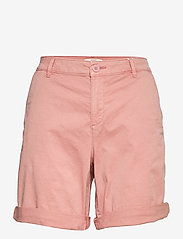 Esprit Casual - Shorts woven - chino shorts - nude - 2