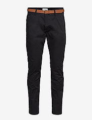 Esprit Casual - Pants woven - chino's - black - 0