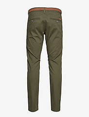 Esprit Casual - Pants woven - chino's - olive - 1