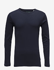 Esprit Casual - T-Shirts - lange mouwen - navy - 0