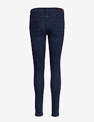 Esprit Casual - Pants denim - skinny jeans - blue dark wash - 2