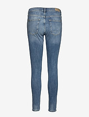 Esprit Casual - Pants denim - skinny jeans - blue light wash - 2