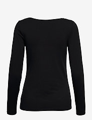 Esprit Casual - T-Shirts - t-shirt & tops - black - 1