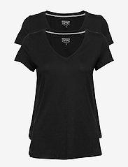 Esprit Casual - Mixed Sets - t-shirt & tops - black - 0