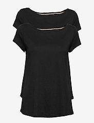Esprit Casual - Mixed Sets - t-shirts - black - 0