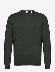 Esprit Casual - Sweaters - basic knitwear - dark green - 0