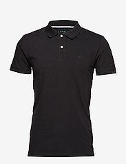 Esprit Casual - Polo shirts - short-sleeved polos - black - 0