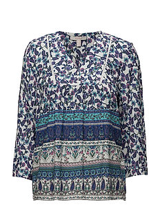 Blouses woven - BRIGHT BLUE