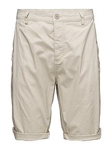 Shorts woven - LIGHT BEIGE