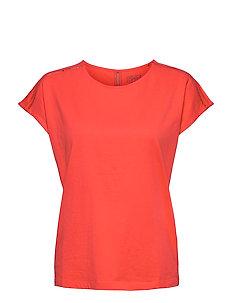 ESPRIT T-Shirt Donna 110EE1K369 110 T-SHIRT M//L