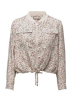 Jackets indoor woven - PASTEL PINK