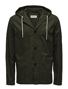 Jackets outdoor woven - GREEN