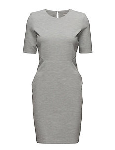 Dresses knitted - PASTEL GREY 5