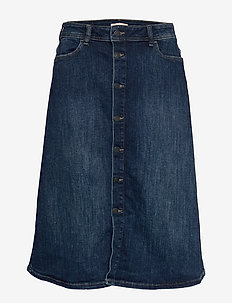 Skirts denim - jupes en jeans - blue medium wash