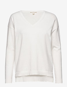 Sweaters - gensere - off white
