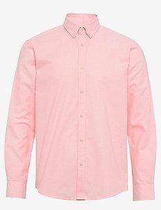 Shirts woven - oxford overhemden - coral 3