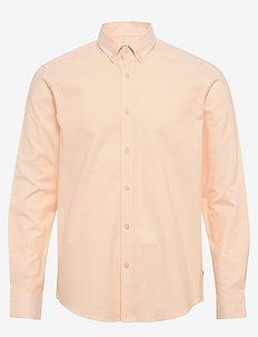 Shirts woven - oxford overhemden - honey yellow 3