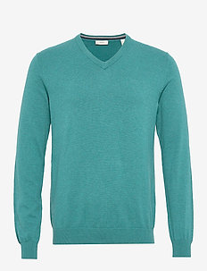 Sweaters - tricots basiques - teal blue 5