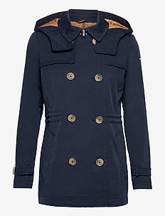 Jackets outdoor woven - trenchs - navy