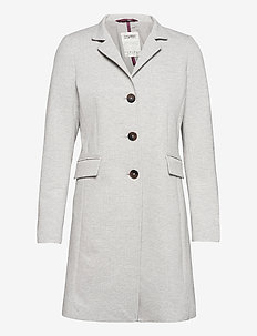 Coats woven - manteaux legères - light grey 5