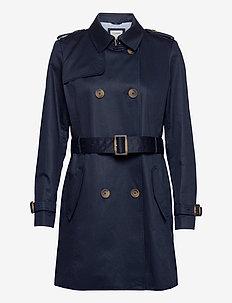 Coats woven - trenchs - navy