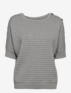 Sweaters - strikkede toppe - medium grey 5