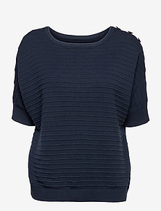 Sweaters - strikkede toppe - navy