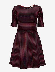 Dresses knitted - korte kjoler - navy